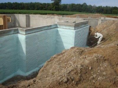 Купить Пенополиуретан - материал для гидроизоляции и утепления фундамента.