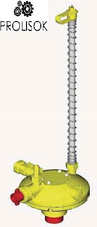 Регулятор давления для трубы 22 ММ