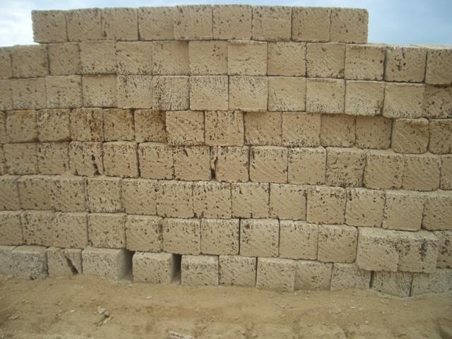 Строительство дома из ракушечника, ракушняка