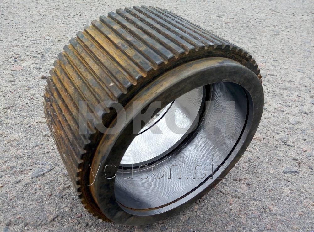 Обечайки ГТ-500 (гранулятор GT)