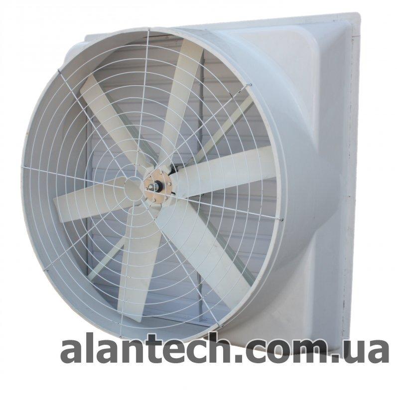Вентилятор осевой FL1460 с электродвигателем
