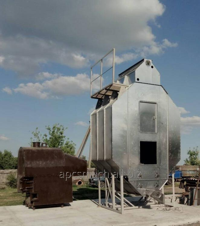 Buy Grain-dryer of productivity 40 tons/day