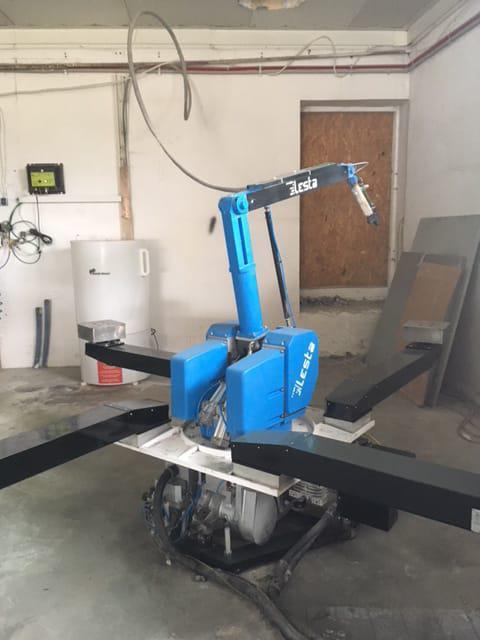 Купить Покрасочный робот Lesta R500 used 2017