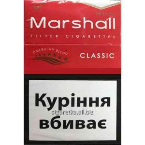 Сигареты Маршал красный (классик)