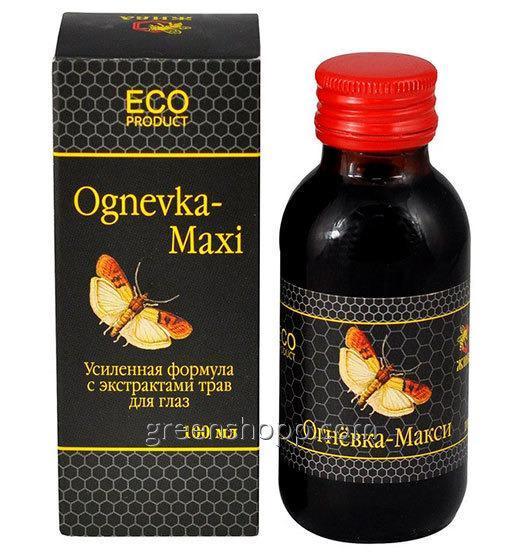 Buy Ognevka Maxi (Maxi Ognevka) - complex for eye health