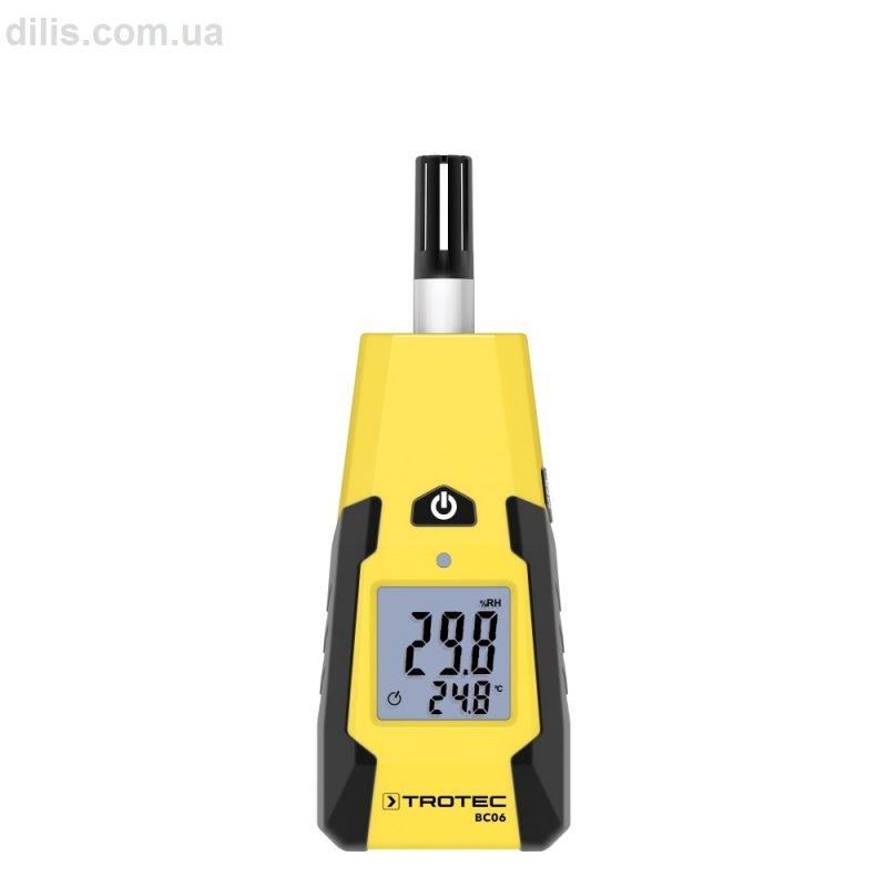 Термогигрометр BC-06 (точка росы, Т(°C) мокрого термометра), Германия