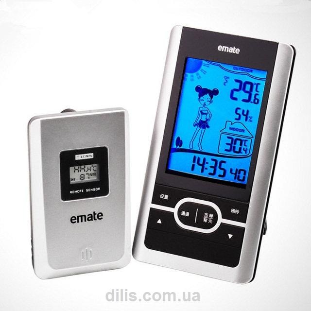 Термогигрометр HTC-4S с внешним радиодатчиком