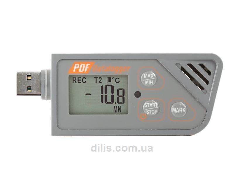 Логгер-регистратор температуры и влажности AZ-88162