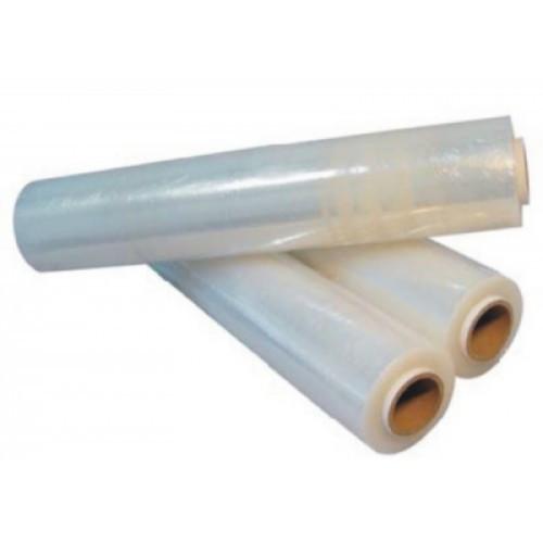 Стрейч пленка, упаковочная,(эконом) 23ммХ500ммХ300
