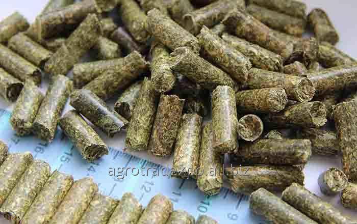 Купить Alfalfa pellets