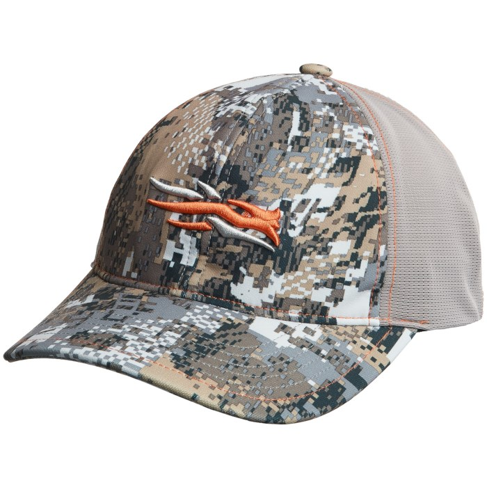 Кепка для охоты Sitka Stretch Fit Cap OptiFade™ Elevated II