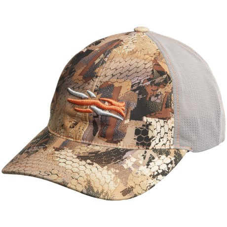 Кепка для охоты Sitka Stretch Fit Cap OptiFade™ Waterfowl