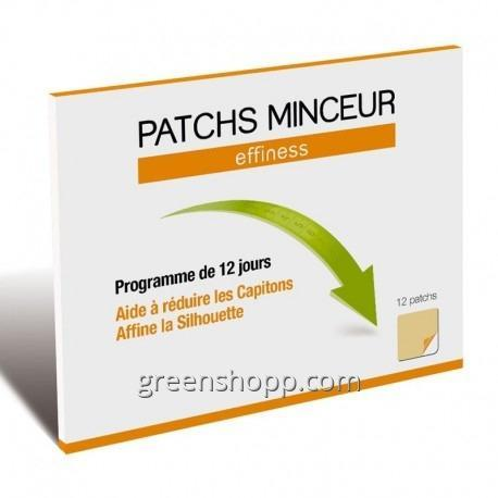 Buy EFFINESS PATCH MINCEUR (Effiness Patch Minseur) - a patch of cellulite