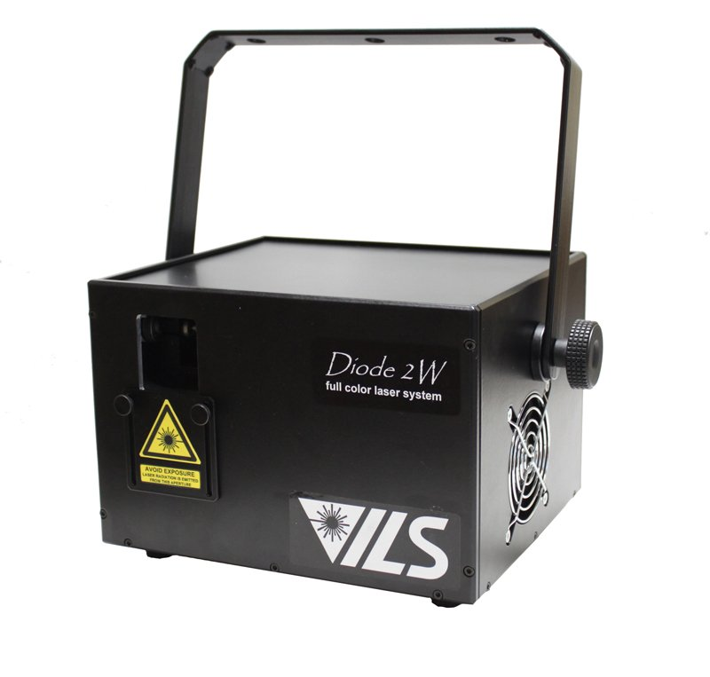 Buy Diode laser projector of ILS-Diode-2W