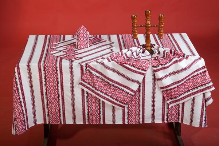 Скатерть украинская вышивка