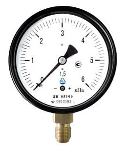 Buy Manometers of general purpose for measurement of excessive pressure of liquids, gas and steam.