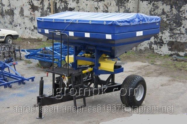 Купить Разбрасыватель минеральных удобрений РМД-3000 Урожай