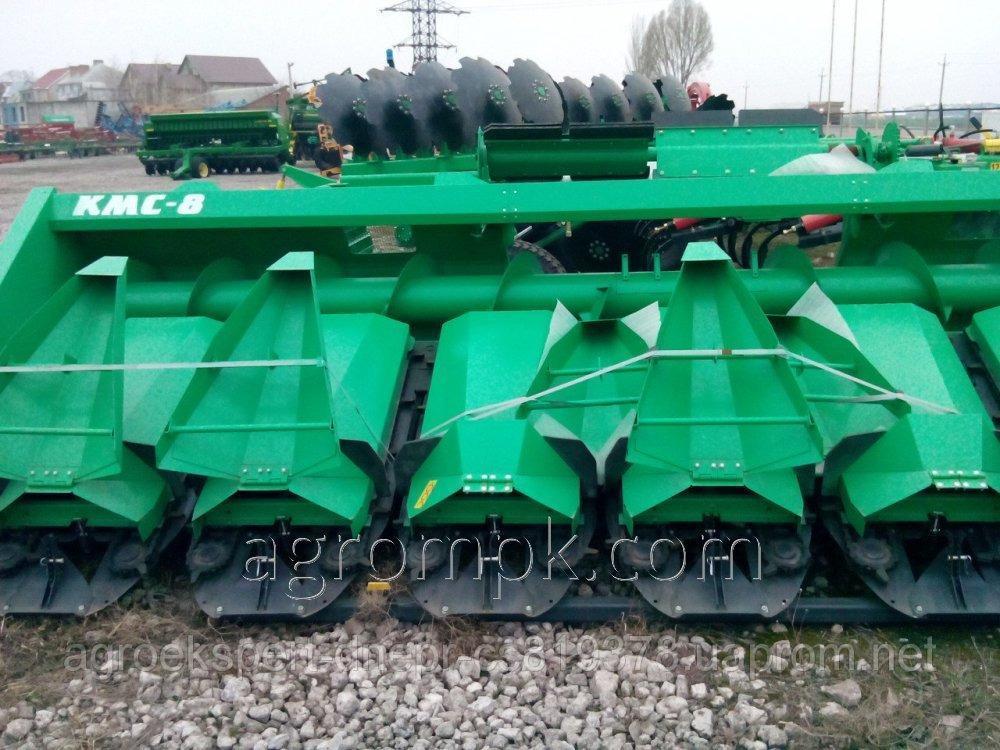 Купить Жатка для уборки кукурузы КМС-8