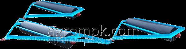 Каток гладкий наливной КН-6T