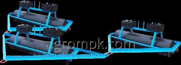 Каток гладкий наливной КН-6УT