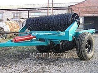 Каток кольчато-зубчатый КП-6-420, 500