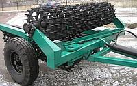 Каток кольчато-шпоровый гидрофицированный КП-6-520 Ш
