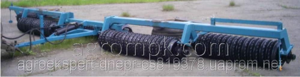 Каток кольчато-зубчатыйкаток зубчато кольчатый кзк 6 КП-9-420, 500, гидрофицированный