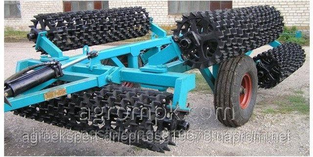 Каток кольчато-шпоровый КП-9-520 Ш гидрофицированный