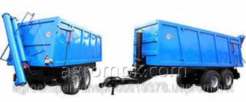 Купить Полуприцеп тракторный самосвальный НТС-10-01