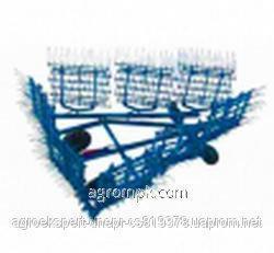 Купить Борона пружинная БП-12-01