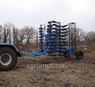 Лущильник дисковый тяжелый ЛДВ-6