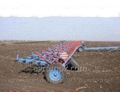 Борона пружинная ЗПГ-15