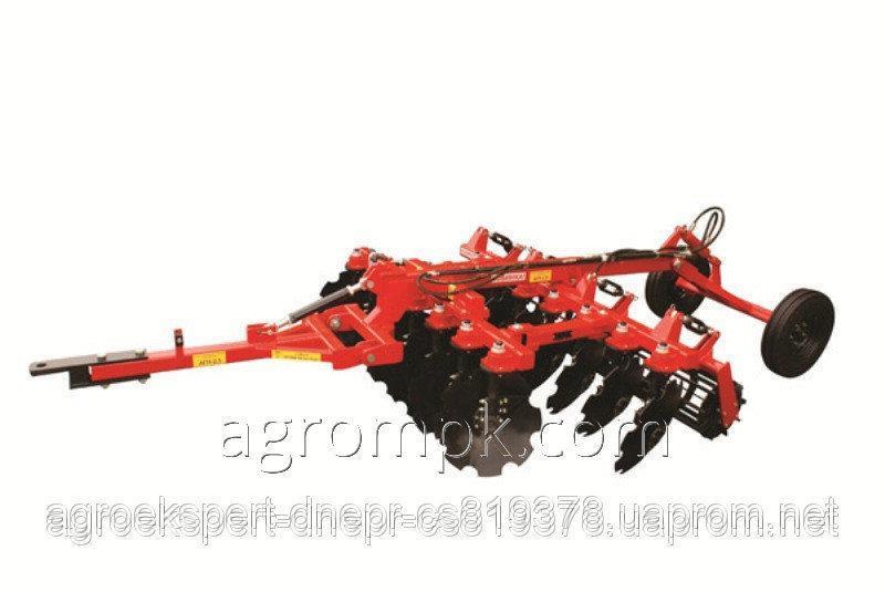 Агрегат почвообрабатывающий полунавесной АГН-2.5