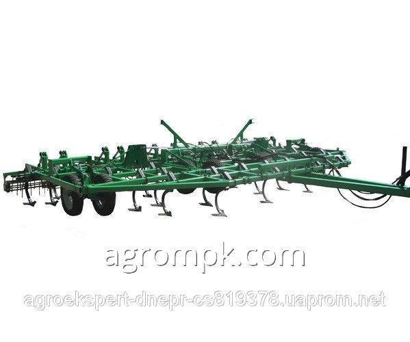 Культиватор КПГ-8.2 5-ти рядный, с гребенками и катками