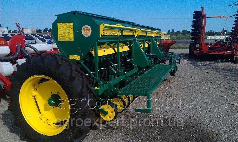 Сеялка зерновая Харвест 540-02
