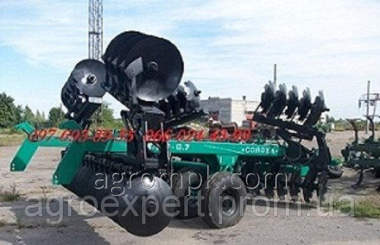 Купить Дисковая борона Солоха БГР-6.7