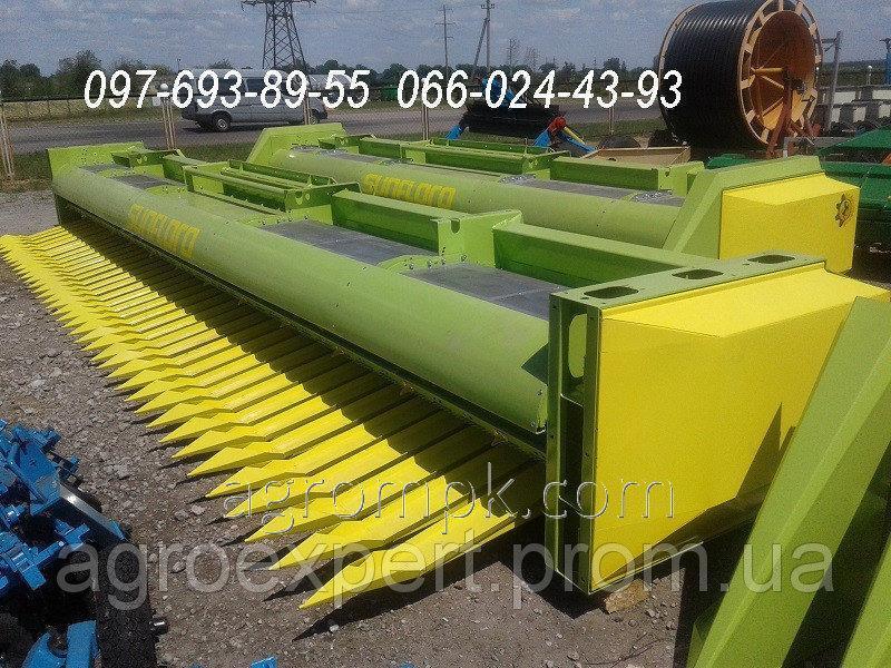Buy Жатка для уборки подсолнечника ЖСБ-9.2 SunFloro