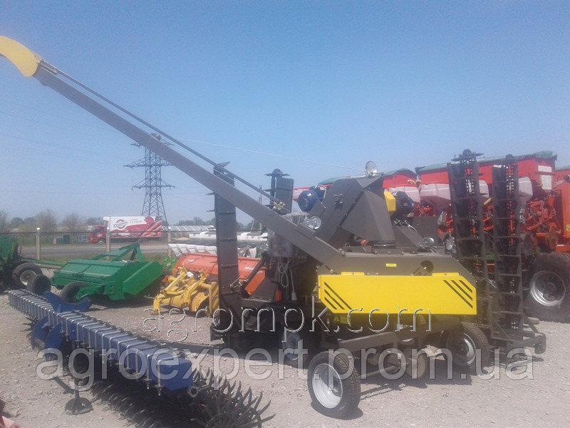 Зернометатель, погрузчик зерна, Булат -120 увеличенной производительности