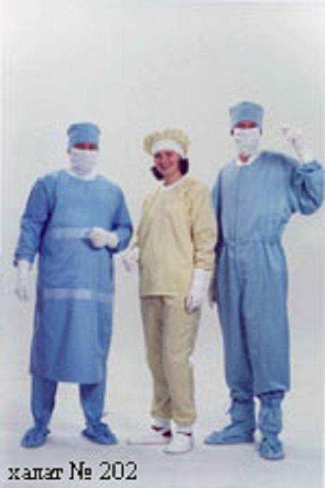 Купить Одежда хирургическая. Спецодежда рабочая и одежда профессиональная.
