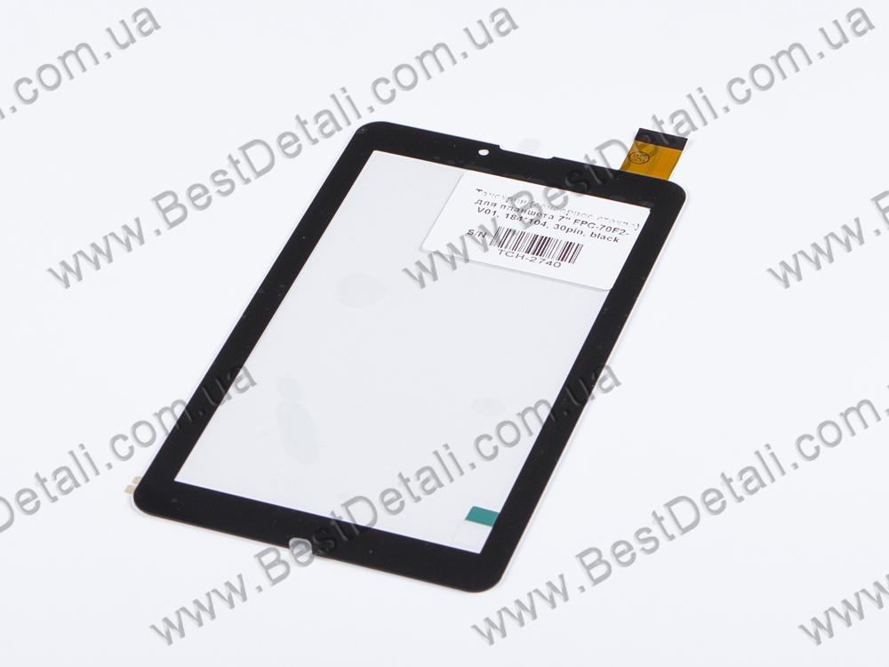 "kaufen Touchscreen (Touch Glas) für Tablet 7 ""FPC-70F2-V01, 184 * 104, 30pin, black"