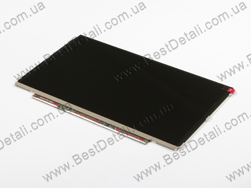"Купить LCD матрица для ноутбука 12.5"" LG LP125WH2-TLB1 (1366*768, LED, Slim, 40pin, (ушки по бокам) глянцевая, разъем справа внизу)"