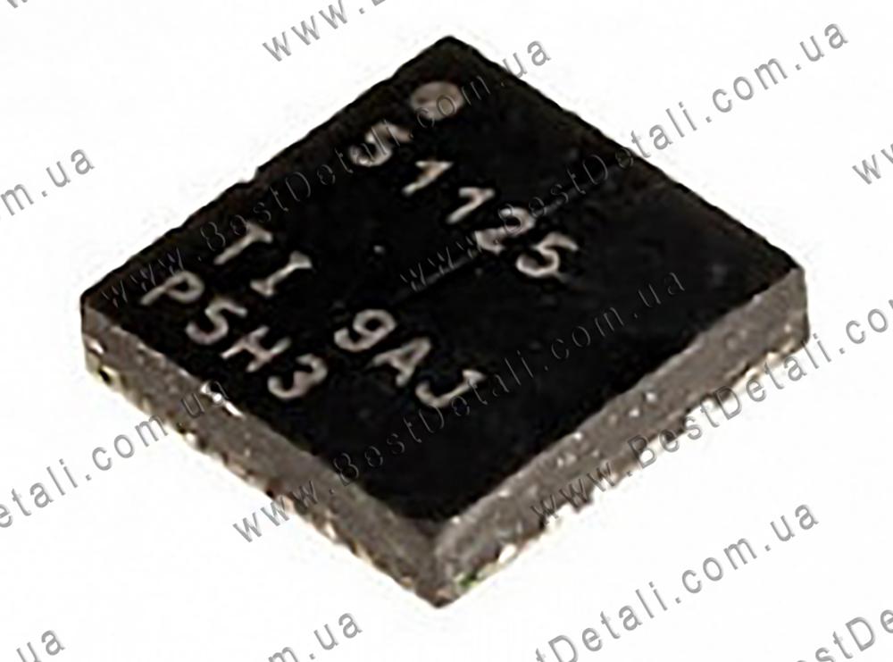 Купить Микросхема TPS51125TI Texas Instruments для ноутбука