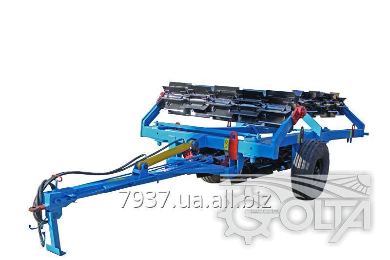 Каток-измельчитель рубящий водоналивной КР-9,2П
