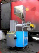 Купить Экструдер УВХК 060 предназначен для выпуска крупяных палочек, каш и супов быстрого (мгновенного) приготовления.