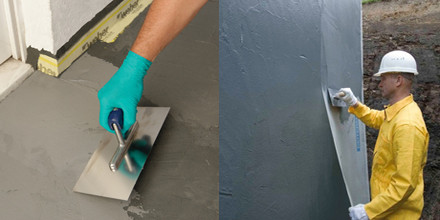 Купить Гидроизоляция минеральная weber.dry Ultraflex T25 set