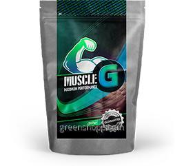 Купить Средство для роста мышечной массы Muscle G Мускул Джи