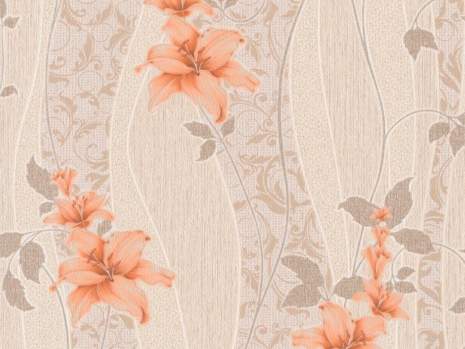 Buy Коллекция бумажных гофрированных обоев Kolorit В27.4 Аванти 6562