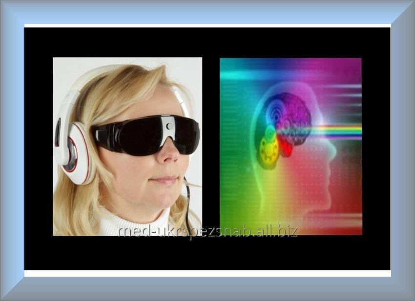 Аппарат психофизиологической коррекции (нейродоктор) Светоч + медитативная программа-кодировщик