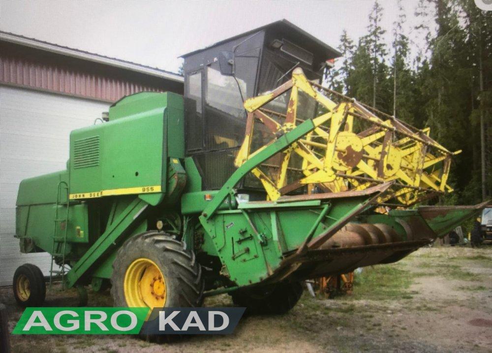 Buy Harvester JOHN DEERE 955