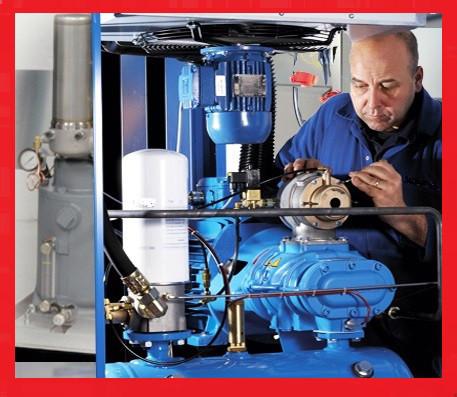 Купить Сервисное (техническое) обслуживание винтового компрессора Ремеза ВК150, ВК180, ВК220, ВК270